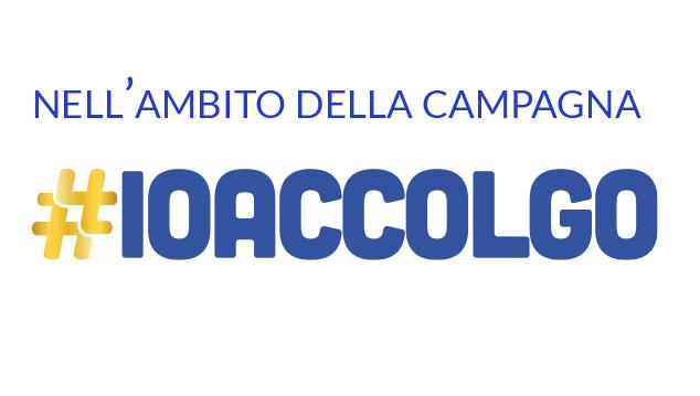 Nell'ambito della campagna #IOACCOLGO