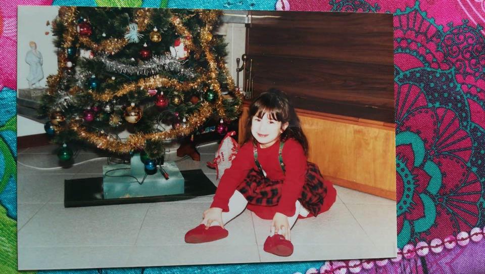A casa mia nel giorno di Natale