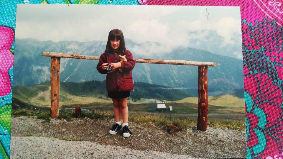 Dove andavo sempre da piccola in montagna
