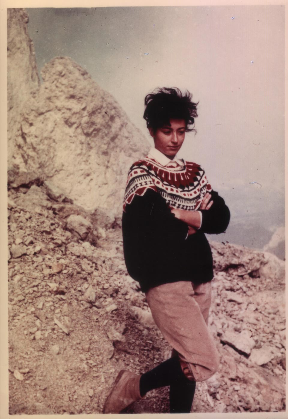 S. Caterina. Escursione geologica in Sardegna.