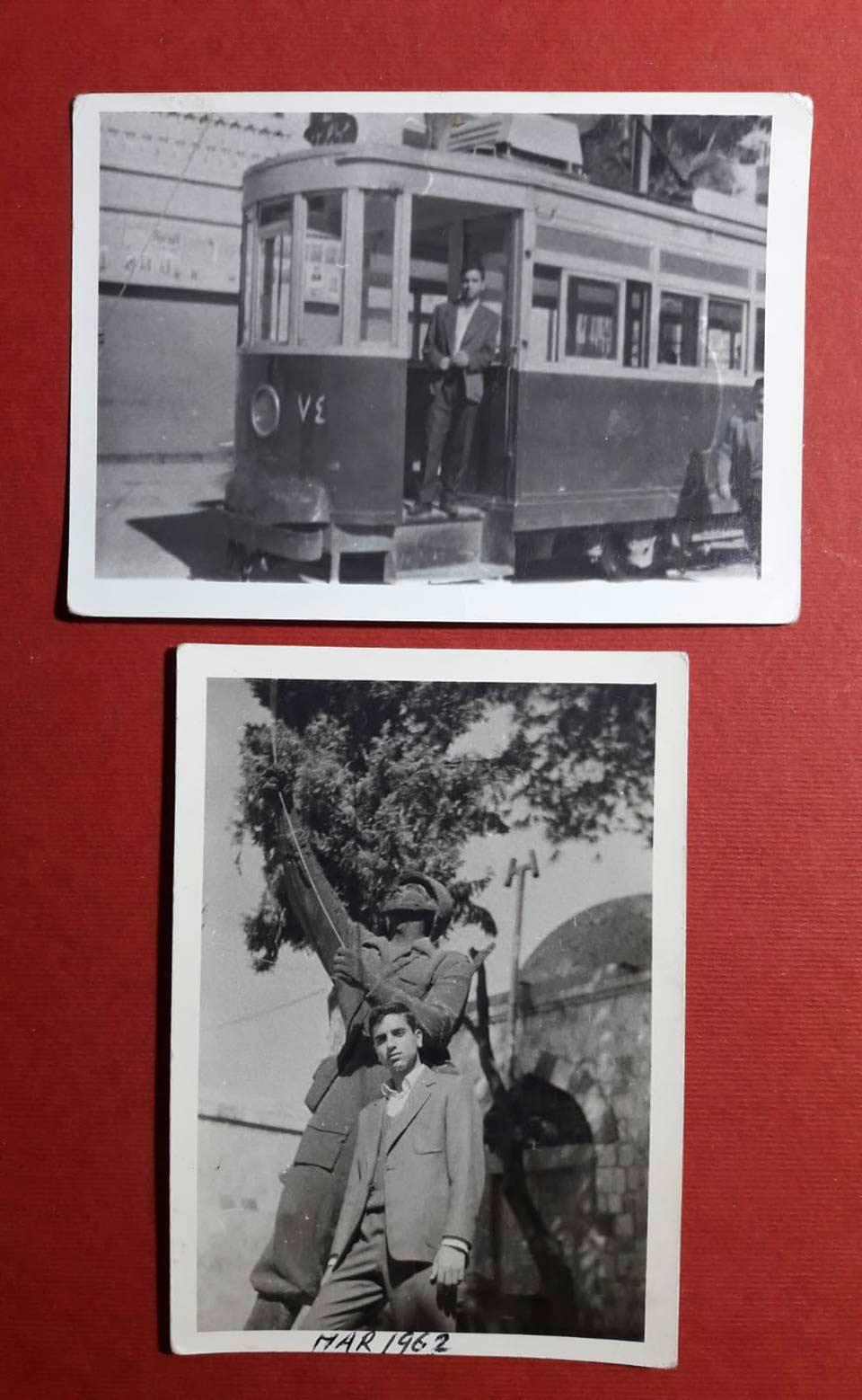 Per le vie di Damasco nel 1962