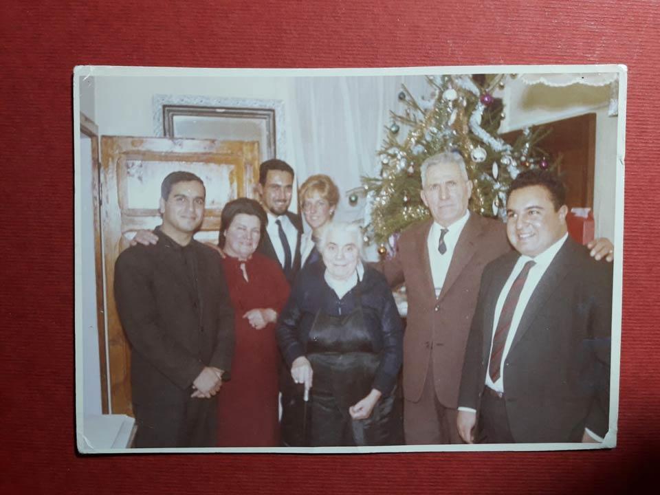 Primo Natale in Italia, dai miei padroni di casa a Perugia