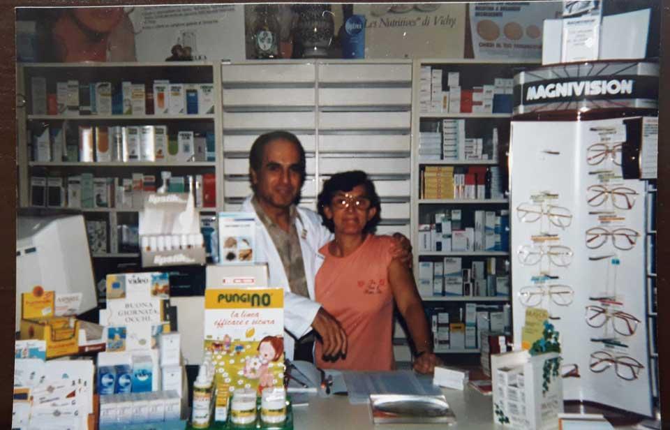 La nuova farmacia comunale di Scurano (Parma)