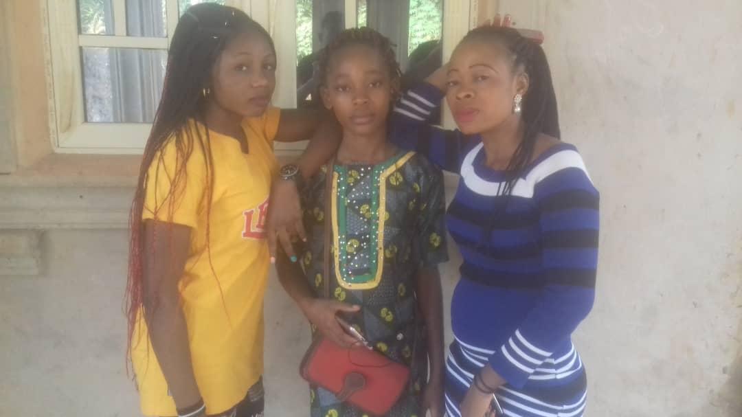 Con le mie amiche